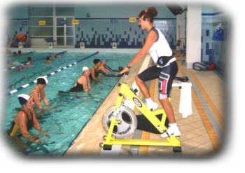 Idrobike estivo centro sportivo le piscine guastalla for Centro sportivo le piscine